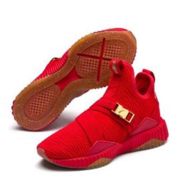 Puma Select Defy Mid Varsity Shoes New